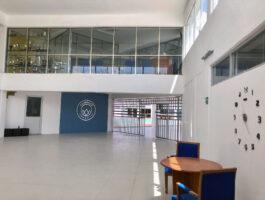 lobby instalaciones cumbres cancún